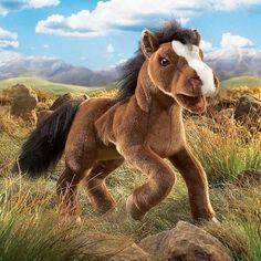 Folkmanis Horse Hand Puppet - 2924