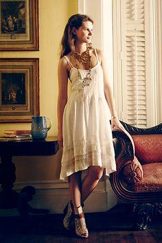 Danthonia Dress #anthropologie