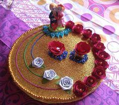 Ring tray