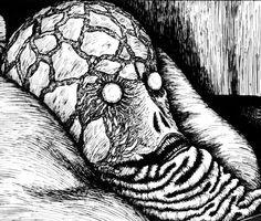 - Art from junji. – amazing crafts , storie true , horror , and creepy , scary Junji Ito, Japanese Horror, Japanese Art, Arte Horror, Horror Art, Funny Horror, Manga Gore, Manga Anime, Ero Guro