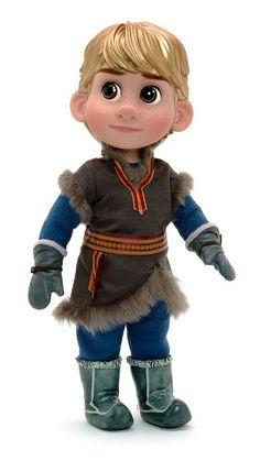 Kristoff, Frozen - Animators Doll