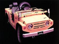 Suzuki Jimny (LJ10) '04.1970–05.1972