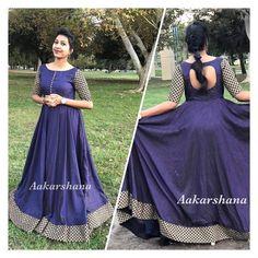 Saree Gown, Sari Dress, Fancy Blouse Designs, Saree Blouse Designs, Indian Gowns Dresses, Pakistani Dresses, Long Gown Dress, Long Frock, Dresses Kids Girl