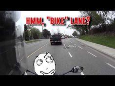 [ CBR500R DAILY CLIPS ] idiots, target fixation near crash, bike too lou...
