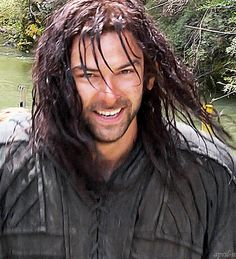 """Kili smiled at me, laughing. I laughed and everybody else started laughing."""