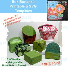 Box Bonanza! Price:   $4.00