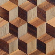 Bohemian Works. wooden floor tiles