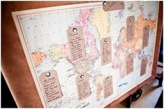 Travel themed seating chart kinda cool but might be totally tacky Seating Plan Wedding, Wedding Table, Our Wedding, Seating Plans, Wedding Ideas, Travel Center, Event Planning Business, Deco Table, Travel Themes