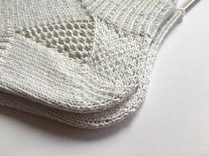 Ravelry: snoozeecow's Summer white socks