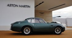 So, given the short time frame, let's get straight on with the driving impressions – aided by the short video above. The car is the headlining lot in this year's auction at Aston Martin Works, one of only four Sanction II DB4GT Zagatos ever made, and an honourable addition to the original 19.