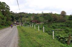 Costa Rica - Mountain Biking at Lake Arenal
