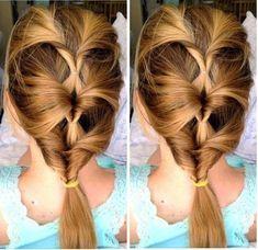 belle idée coiffure facile et rapide pour femme 11 via http://ift.tt/2axo7TJ