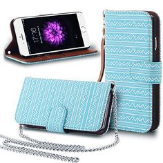 iPhone 6 Plus Case, ENDLER Snowproof [Handbag Series] Luxury PU Leather [Turquoise][Card Slot][Magnet Flip][Exact Fit][Kickstand][Wallet] for Apple iPhone 6/6S Plus 5.5 inch (Lifetime Warranty) - http://leather-handbags-shop.com/iphone-6-plus-case-endler-snowproof-handbag-series-luxury-pu-leather-turquoisecard-slotmagnet-flipexact-fitkickstandwallet-for-apple-iphone-66s-plus-5-5-inch-lifetime-warranty/