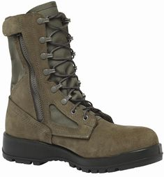 Save Off on Belleville Hot Weather Side-Zip Composite Toe Military Desert Boots, Desert Combat Boots, Mens Boots Fashion, Sneakers Fashion, Belleville Boots, Tactical Wear, Tactical Pants, Composite Toe Boots, Shopping
