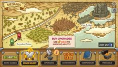 Mighty Knight - jeu Flash Action, Aventure | mini-games.fr