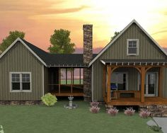 Tiny house with guest suite, perfect!!!!