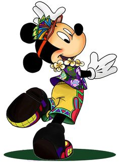 mickey mouse luau pictures - Google Search
