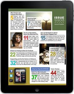 ValuedMarketer Magazine December 2013  More info: magazine.valuedmarketer.com  iTunes: https://itunes.apple.com/us/app/valuedmarketer-magazine-become/id709724297?l=pl&ls=1&mt=8