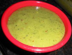 El Pollo Loco Avocado Sauce Recipe - This was close enough that it helped with my EPL craving.  Although I still wish I could go there!