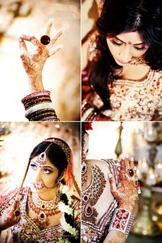 Indian Bridal Portraiture