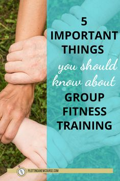 Why would you want to work out on your own when you can work out better, smarter and have a lot more fun with group fitness training? via @https://www.pinterest.com/plottinganewcourse/