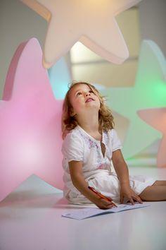 Der LUMENIO LED Stern lässt nicht nur Kinderaugen glänzen!