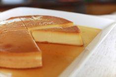 Flan de Queso (Cheese Flan) - The Noshery Holiday Desserts, Easy Desserts, Holiday Recipes, Dessert Recipes, Christmas Recipes, Holiday Foods, Peruvian Desserts, Peruvian Recipes, Spanish Desserts