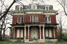 McPike mansion, Alton, Il