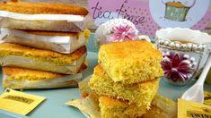 Sobaos pasiegos Cornbread, Sandwiches, Chocolate, Ethnic Recipes, Food, Cup Cakes, Instagram, Gourmet Recipes, Tasty Food Recipes