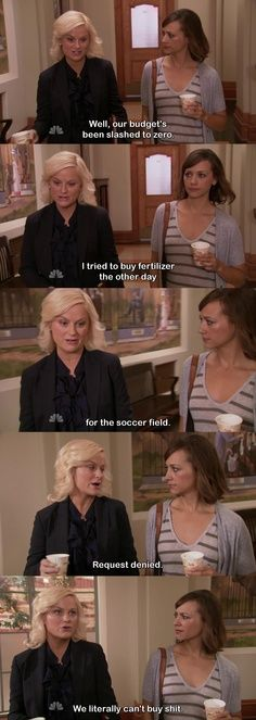Parks and Rec!