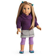 American Girl Doll McKenna | American Girl® Dolls: McKenna's School Outfit