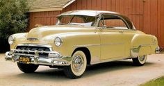 1952 Chevrolet Bel Air Maintenance of old vehicles: the material for new cogs/casters/gears could be cast polyamide which I (Cast polyamide) can produce Chevrolet Malibu, Classic Chevrolet, Chevrolet Bel Air, Ferrari F40, New Sports Cars, Sport Cars, Vintage Cars, Antique Cars, Chevy Vehicles