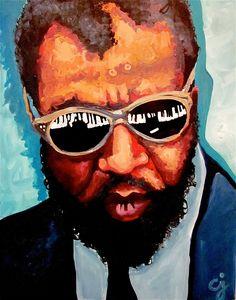 Thelonious Monk performing at the Newport JVC Jazz Festival Newport Jazz Festival, Piano Art, Thelonious Monk, Freestyle Rap, Jazz Artists, Black Artwork, Jazz Blues, Photo Illustration, Black Is Beautiful
