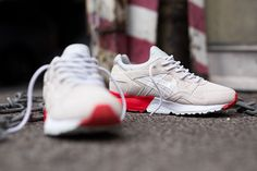 Not much is yet known about the upcoming Concepts x Asics Gel Lyte V Ball