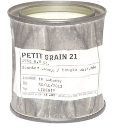 Le Labo- Petit Grain 21 Available from @Liberty London