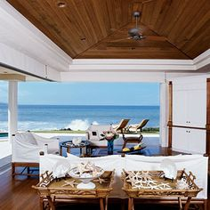 beach house coastal living