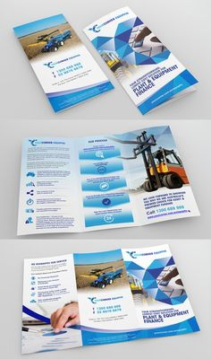 FINANCE EQUIP BROCHURE by Adwindesign