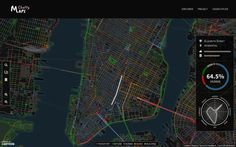 Interactive Maps That Reveal What Cities Sound Like Researchers used photos from social media to map out the sounds that dominate a city.