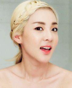 Dara 2NE1 Simply Flawless GIF
