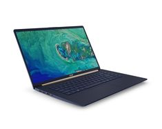Acer's new Swift 5 cuts down on bezels with a bigger screen Acer, New Swift, Intel Processors, Chromebook, New Technology, 6 Inches, Laptop, Big, Gadget