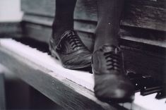 Image uploaded by dolores ☾. Find images and videos about black and white, vintage and shoes on We Heart It - the app to get lost in what you love. Ansel Adams, Dark Tales, Emily Kaldwin, For Elise, Slytherin Aesthetic, Wednesday Addams, Spring Awakening, A Series Of Unfortunate Events, Haruki Murakami