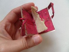 Carved Mother Of Pearl Dove Needlebook c1860 : The Lucky Black Cats Emporium | Ruby Lane