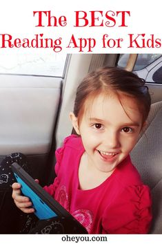 The BEST reading app for kids - If you have young kids who use an iPad or tablet, you NEED this app! It's been my best purchase to date and my children get so much time out of reading on this app. For kids ages 12 and younger, it's good for preschool, kindergarten, elementary, and even tweens. Reading is so important, and this app makes reading fun! #homeschooling #readingforkids Homeschool Kindergarten, Homeschool Curriculum, Homeschooling, Preschool, Seventh Grade, Sixth Grade, Third Grade, Best Educational Apps, Online Music Lessons
