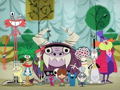 56 Best Foster Home For Imaginary Friends Images Foster Home For