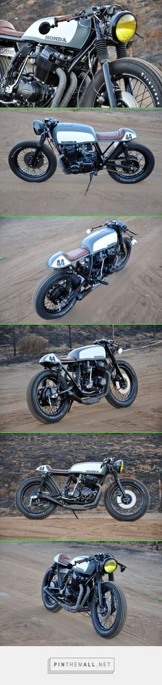 #44 CB750 Build by Jarred DeArmas - created via https://pinthemall.net