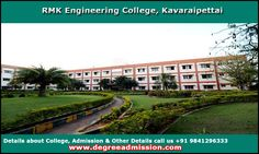 RMK Engineering College  Details About #RMK #Engineering College, #Admission, Fee details, and other Enquiries call us 044-6460 6333 / 09841296333