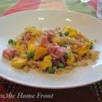Recipe Box: Ham & Egg Fried Rice - use any left over meat and use aminos instead of soy scauce
