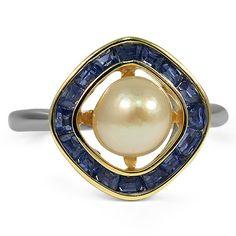 The Polaire Ring #BrilliantEarth #Antique