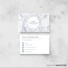 Resume Template 2 page CV Template with Cover by MadeByHamilton