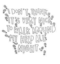 Cage the Elephant - Around My Head